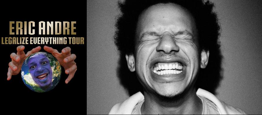 Eric Andre at Riverside Theatre