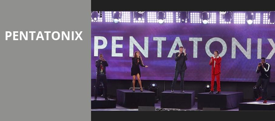 Pentatonix, Fiserv Forum, Milwaukee