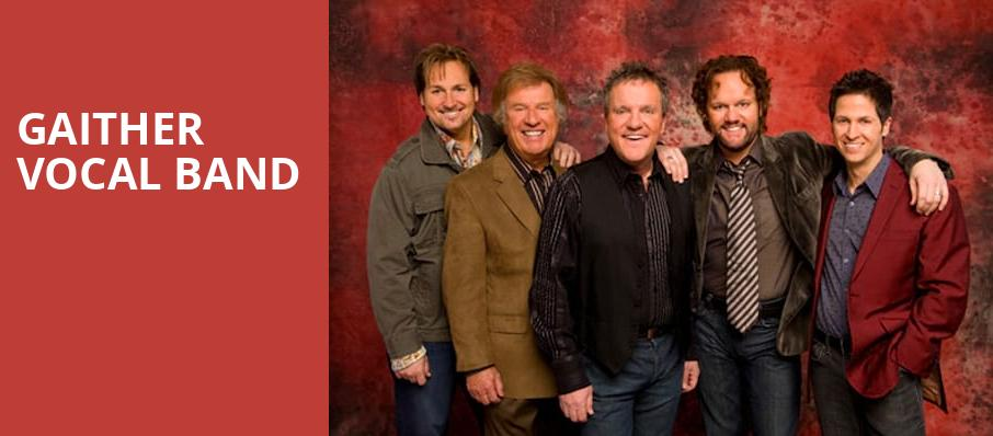 Gaither Vocal Band, Riverside Theatre, Milwaukee