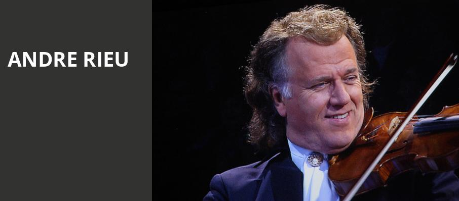 Andre Rieu, US Cellular Arena, Milwaukee