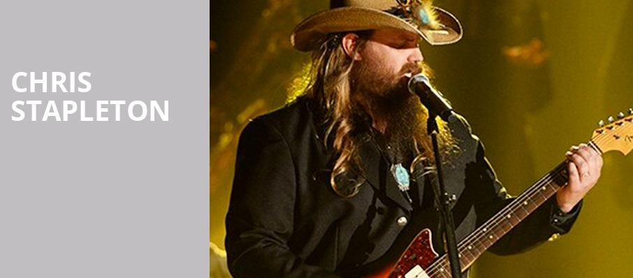 Chris Stapleton, American Family Insurance Amphitheater, Milwaukee