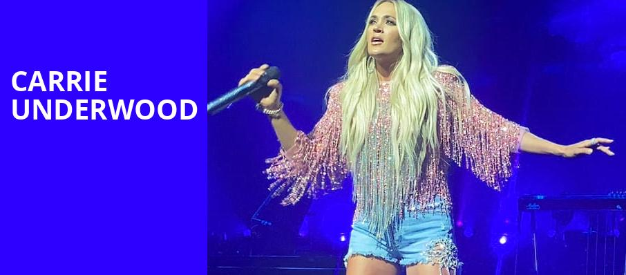Carrie Underwood, Wisconsin Entertainment and Sports Center, Milwaukee