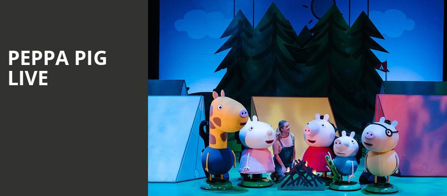 Peppa Pig Live, Riverside Theatre, Milwaukee