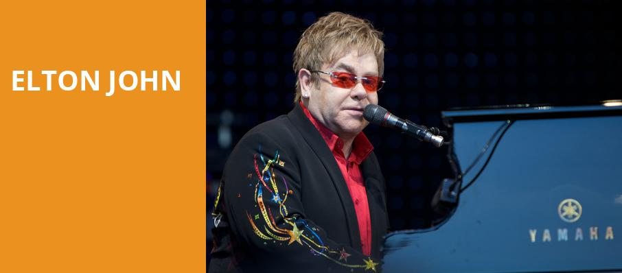 Elton John, Fiserv Forum, Milwaukee