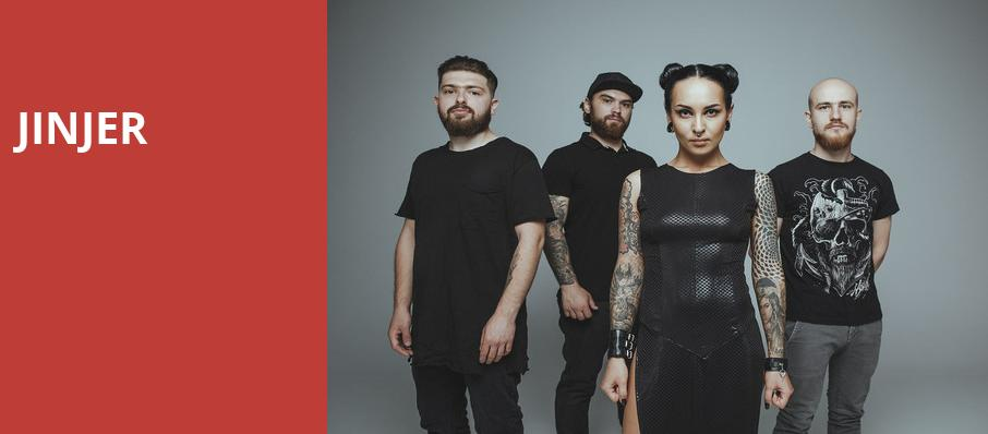 Jinjer, The Rave, Milwaukee