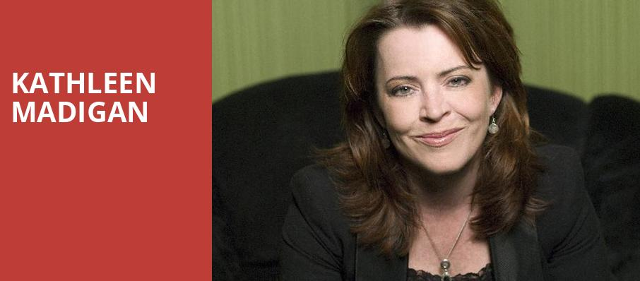 Kathleen Madigan, Pabst Theater, Milwaukee