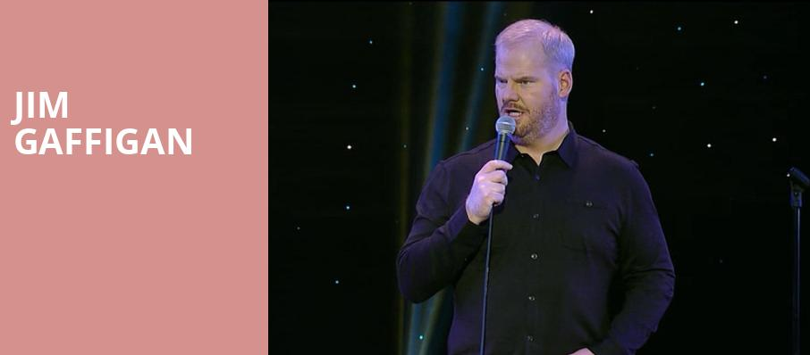Jim Gaffigan, Wisconsin Entertainment and Sports Center, Milwaukee