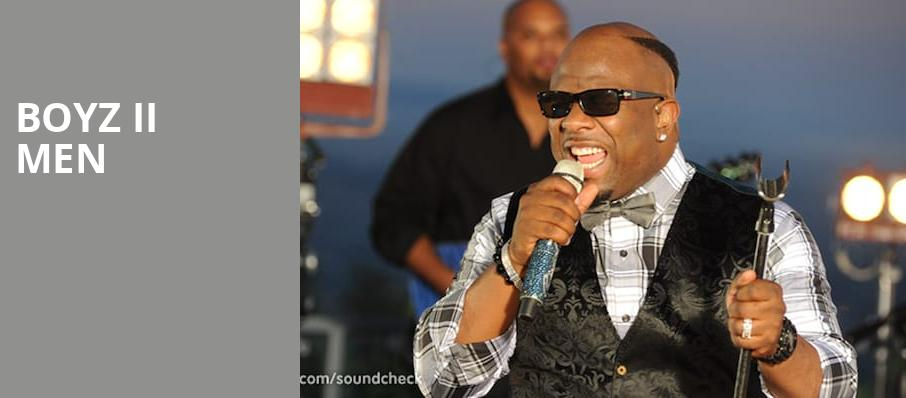 Boyz II Men, Wisconsin State Fair, Milwaukee