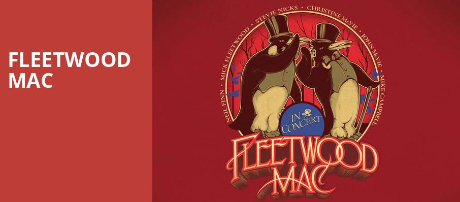Fleetwood Mac, Wisconsin Entertainment and Sports Center, Milwaukee