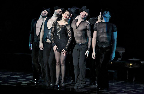 Chicago The Musical, Uihlein Hall, Milwaukee