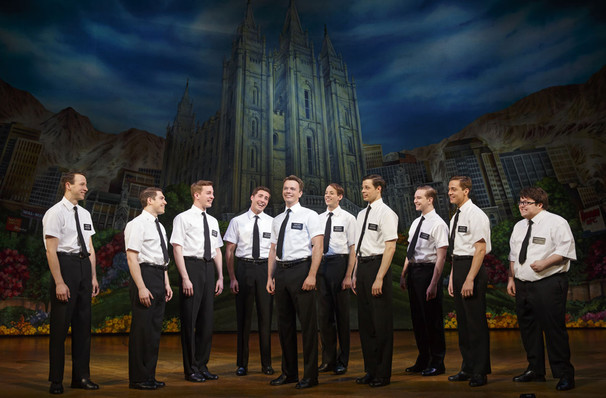 The Book of Mormon, Uihlein Hall, Milwaukee