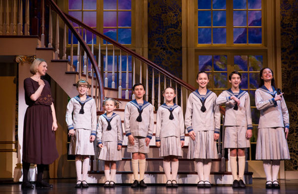 The Sound of Music, Uihlein Hall, Milwaukee