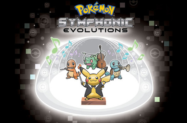 Pokemon Symphonic Evolutions, Riverside Theatre, Milwaukee