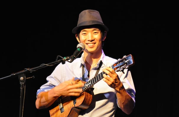 Jake Shimabukuro dates for your diary