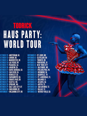Todrick Hall, Turner Hall Ballroom, Milwaukee